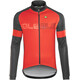 Alé Cycling Solid Basic Jacket Men Red-Black